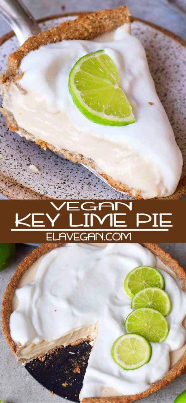 Vegan Key Lime Pie Vegan Key Lime Pie Vegan Key Lime Pie Recipe Vegan Key Lime