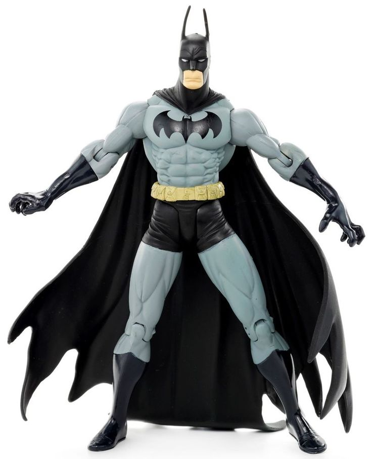 "DC Direct Batman Dark Victory Series 1 BATMAN 6.5"" Action Figure 2006 #DCDirect"