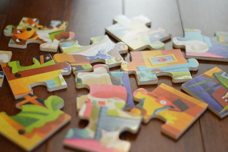 The Puzzle of Grief - trying to rebuild your life after the loss of a child. Grief | baby loss | infant loss | complicated grief | mother's grief |