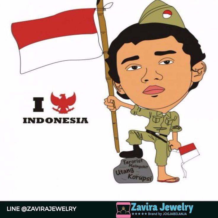 DALAM RANGKA MEMPERINGATI KEMERDEKAAN INDONESIA NIH GUYS !!!! ZAVIRA JEWELRY BAIK DI JOGJA GRESIK DAN BALI NGADAIN HOT PROMO SAMPE TANGGAL 17 AGUSTUS 2017  BUAT KAMU YANG BERDOMISILI DI PULAU JAWA DAN BALI. CATETTT !! 1. ADA SUBSIDI ONGKIR SEBESAR 17 RIBU RUPIAH BUAT KAMU SEMUA RAKYAT INDONESIA 2. NAH BUAT KAMU YANG LAHIR DI TANGGAL 17 AGUSTUS JANGAN LUPAAA KASIH FOTO KTP KAMU. BIAR KAMU DAPET PROMO FREEE ONGKIRRRR  KECE BADAI KAN YA ! HMMM ADA APA LAGI YAA PROMO LAIN DI ZAVIRAJEWELRY TUNGGU…