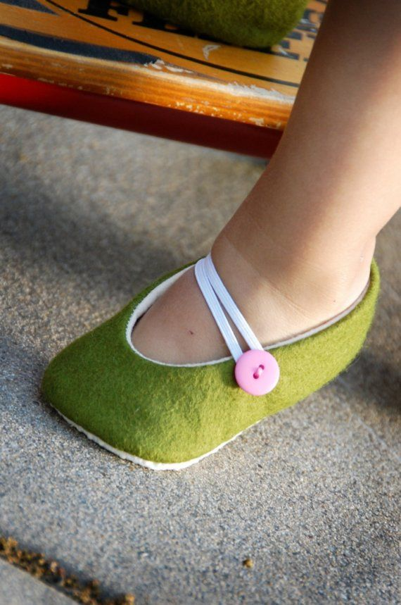Cute ideas for little shoes to sew!