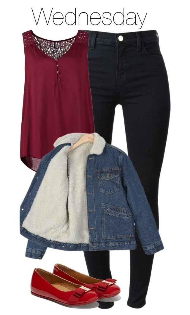 U0026quot;The Originals - Davina Claire Inspired School Week Outfits - Wednesdayu0026quot; by staystronng liked on ...
