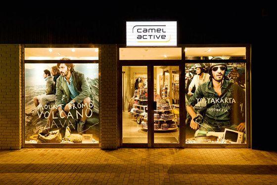 THE ROADSIDE CONCEPT – worldwide Camel Active Store Design