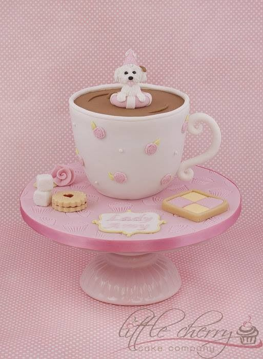 22 best Mad Hatter Tea Party images on Pinterest | Beautiful cakes ...