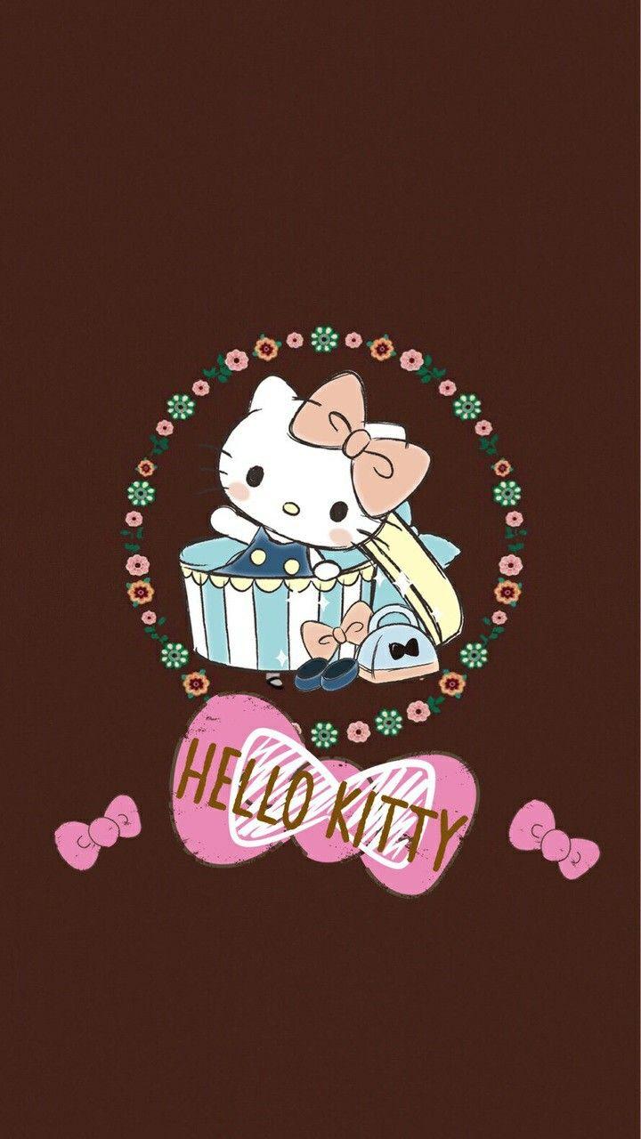 1000 ideas about hello kitty pictures on pinterest hello kitty sanrio and sanrio wallpaper - Hello kitty hello ...
