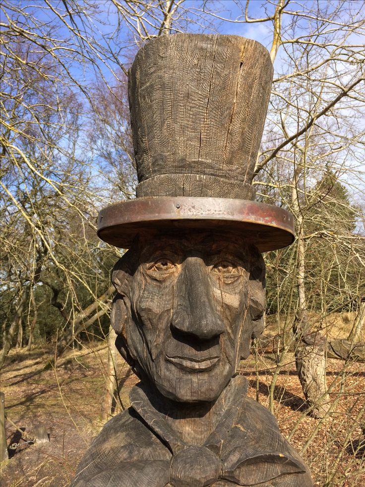 Besuch auf dem Waldspielplatz ist ein muss bei jedem Fanø Besuch