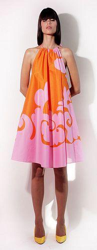 Marimekko Valamo Dress: I also love the shoes