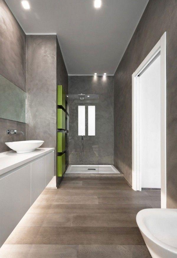 Unique Bathrooms | unique grey bathroom | Interior Design, Home Design, Living Room ...
