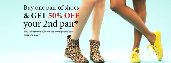 Rage Shoes SA | 50% off June Promo on Behance
