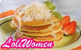 Loli Women - Cara Membuat dan Resep Pancake Keju kali ini Loli Women akan berbagi tentang Cara Membuat dan Resep Pancake Keju di artikel sebelumnya saya bahas pancake yang rasanya manis manis ya itu tentang Resep Pancake Strawberry nah sekarang saya akan berbagi resep Pancake yang...