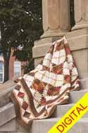 Diced Pineapple Quilt Pattern