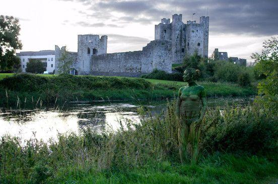 Trim Castle_Ireland_Bodypaint_Body Art_Bodypainter_Trina Merry