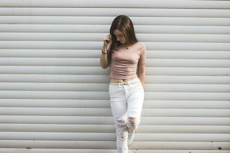 #style #blogger #ootd #newyork #stradivarius #rosequartz #outfit