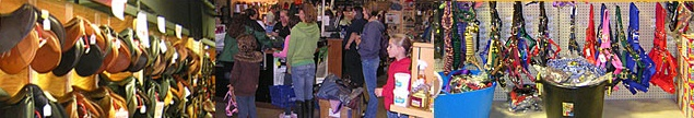 A wide variety of horse tack and supplies including saddles, supplements, riding apparel, English tack, Western tack, horse gifts, and more.   Shopping is fast and easy, and added benefits including comprehensive item information, helpful customer reviews, and up to the minute stock status make it the place to shop for all your horse supply needs.