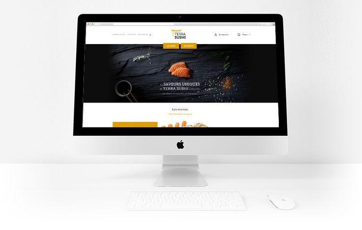 Site du restaurant Japonais http://www.terrasushi.fr/