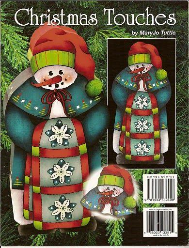 Christmas Touches Mary Jo Tuttle - Maria Vai Com AS Artes Neia Reis - Álbuns da web do Picasa