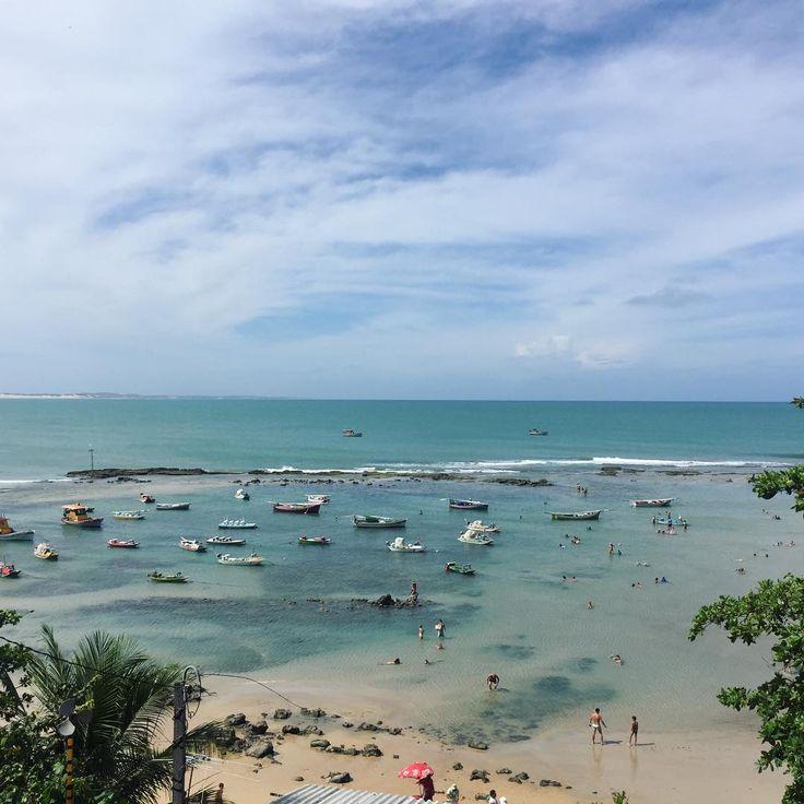 Praia de Pipa 🏖☀️Esta é a praia mais famosa do Rio Grande do Norte, a +-85km de Natal 🇧🇷 Estava mesmo com saudades! 💕 #praiadepipa #natalrn #nordestebrasileiro #oceanoatlantico #verao2017 #blogdeviagens #dicasdeviagens #melhoresviagens #viagemeturismo #praiaslindas #melhoresdestinos #brasileirospelomundo #dicasdeviagens #meusroteirosdeviagem #visiteonordeste #feriasnobrasil