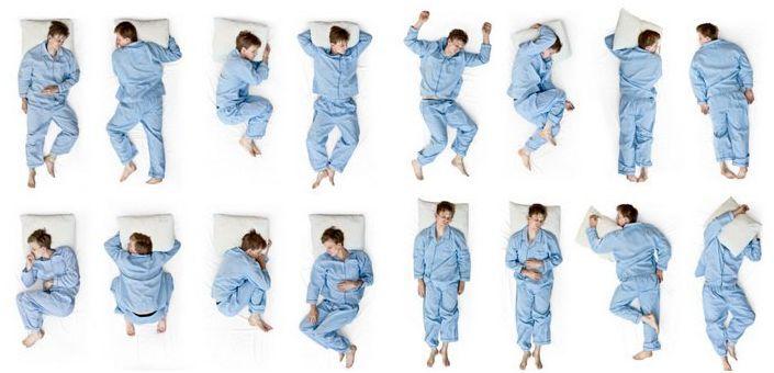 Uyuma Şekliniz Hangisi ve Sağlığınızı Nasıl Etkiliyor?   www.yeniboyutlar.com