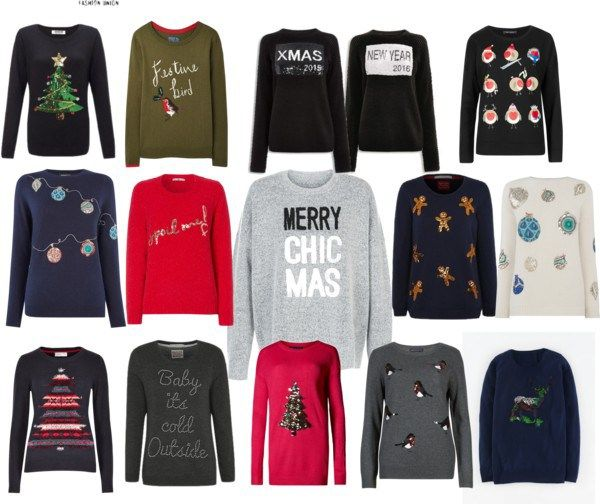 The best Christmas jumpers on the high street 2015