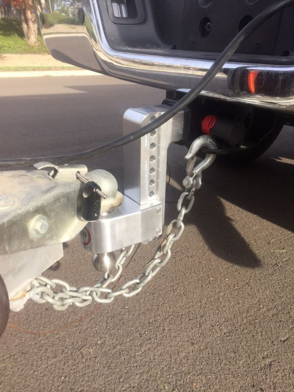 180 Hitch 2 Ball Mount W Stainless Steel Balls 2 Hitch 6 Drop 7 Rise 10k Weigh Safe Trail Hitch Balls Best Trailers Ball