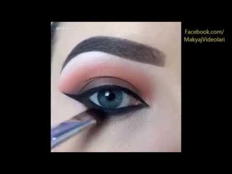 Eyelinerı Konuşturan 10 Göz Makyajı - YouTube