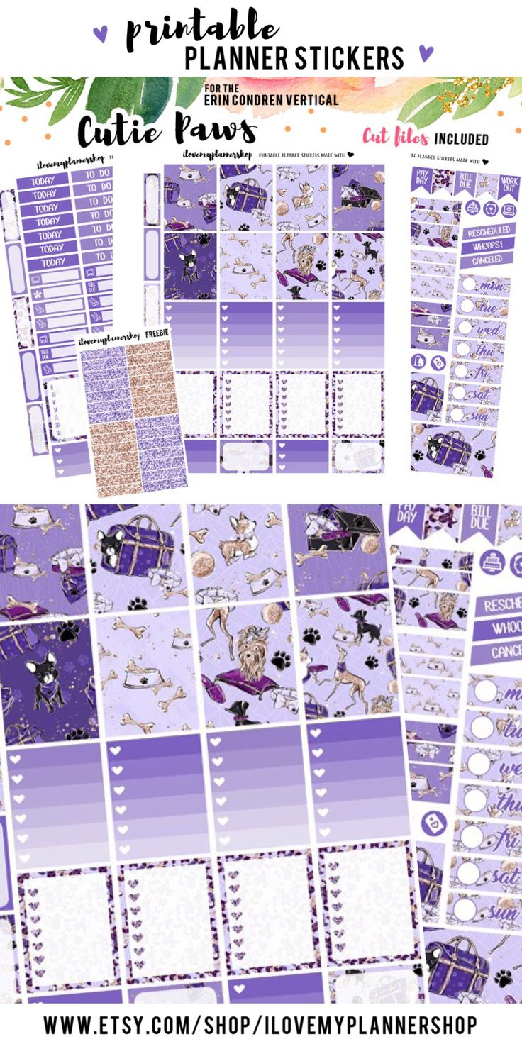 6267 best Planners images on Pinterest | Planner ideas, Planners and ...