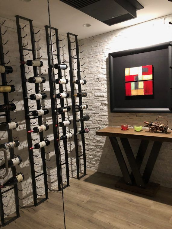 Wine Rooms In Homes Wine Room Wine Tasting Room Ideas Wine Rack Wall