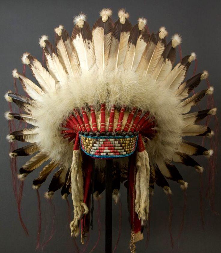 Sioux Warrior's Headdress