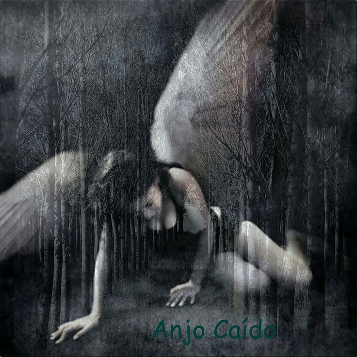 Anjo gótico.