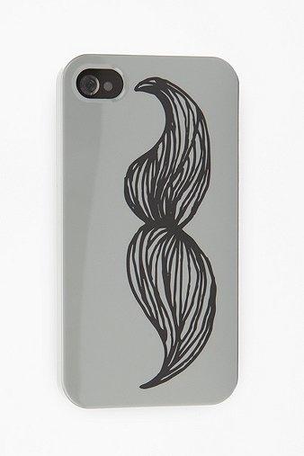 UrbanOutfitters.com > Fun Stuff Mustache Phone Case