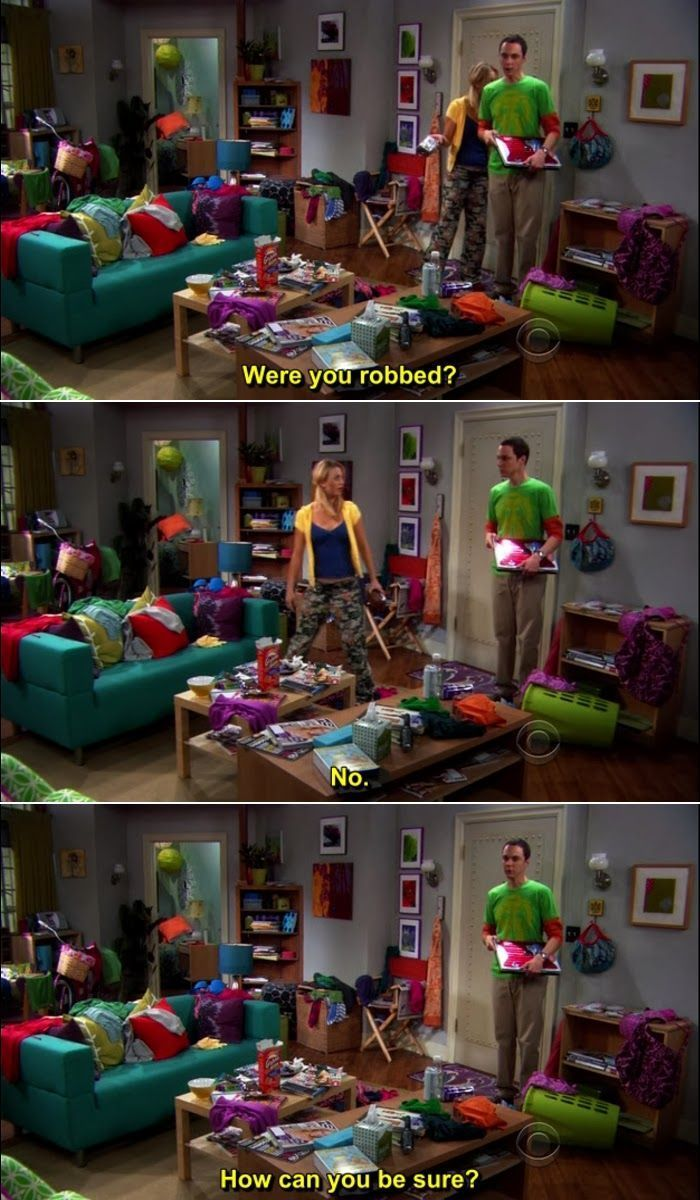 19 Perfect Sheldon Moments From the 'The Big Bang Theory'