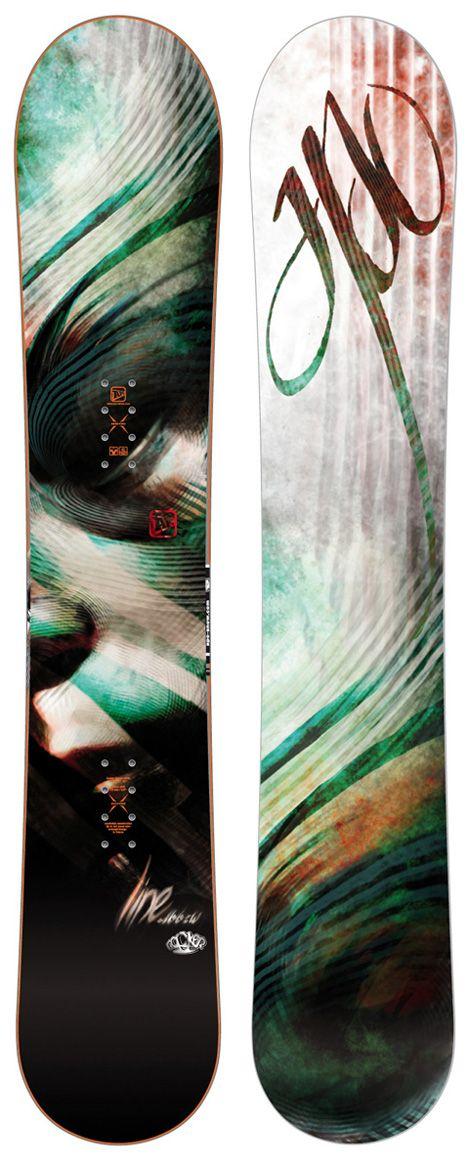 Snowboard APO Line - Apo - surf