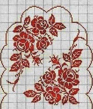 Kira scheme crochet: Scheme crochet no. 2885