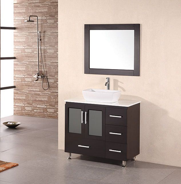 Best Single Modern Bathroom Vanities Images On Pinterest