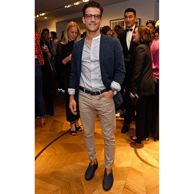 Relaxed attitude from @dannymaconline wearing #ASTONMARTINxHOGAN limited edition Olympia #sneakers at #LFW event