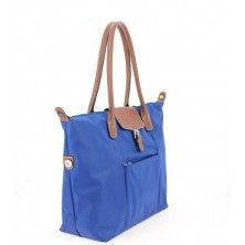 Tote by Hexagona in Clear Blue-face