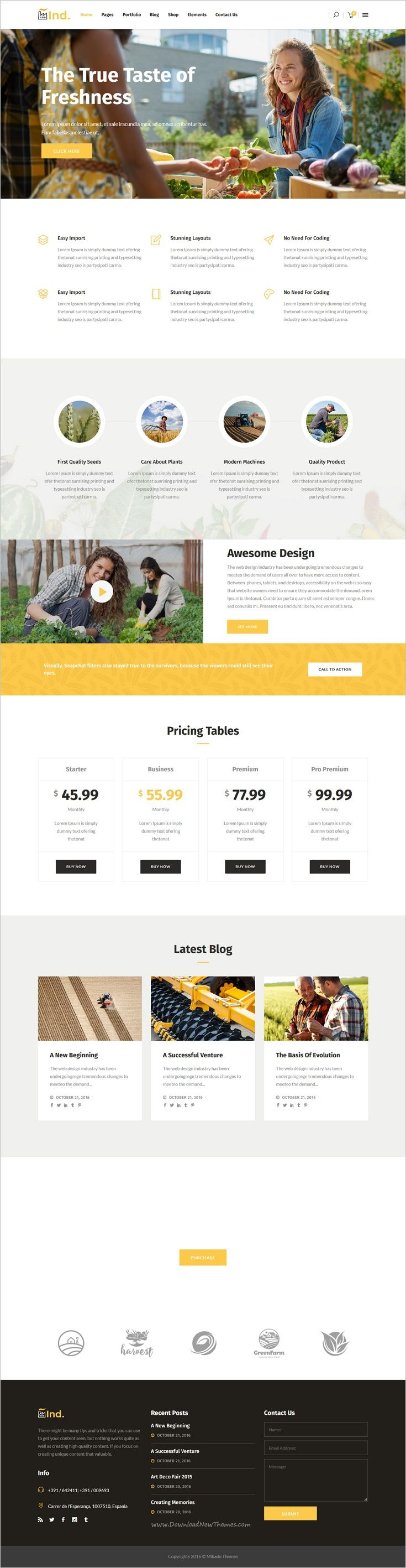 Industrialist is an wonderful responsive #WordPress theme for #agriculture industry and manufacturing business #website with 6 unique homepage layouts download now➩ https://themeforest.net/item/industrialist-an-expert-theme-for-industry-manufacturing-businesses/18940209?ref=Datasata