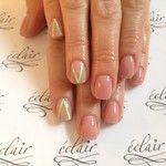 Nude #eclair  #nude  #nails  #nailart  #nailporn  #nailswag  #nailporn  #nudenails