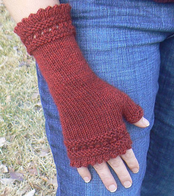 81 best Knitted Gloves & Mittens images on Pinterest