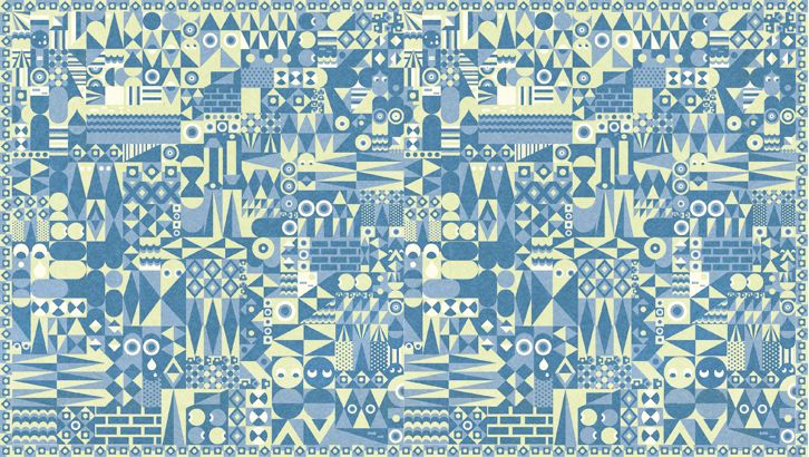 : Illustrations Jonathan, Geometric Patterns, Patterns Design, Jonathan Calugi, Italian Illustrations, Happyloverstown Eu, Finest Patterns, Lovers Town, Complex Patterns