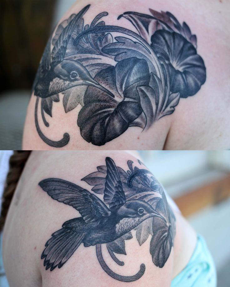 Nathaniel Gann - San Diego Tattoo Artist - Remington Tattoo