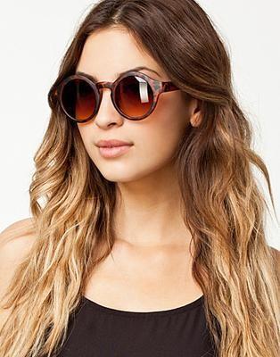 (Trend: Ik Kan Niet SUNder!) NLY Accessories Round Sunglasses