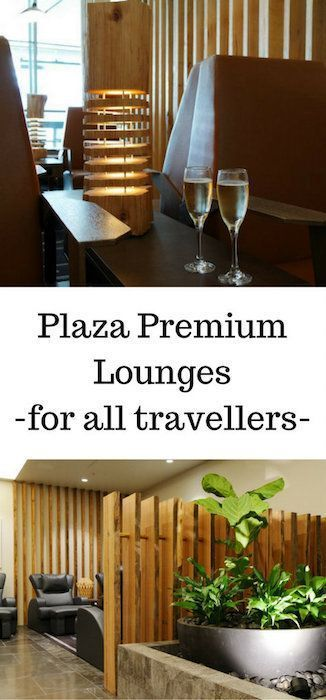 You don't have to be a frequent flyer to get access into airline lounges. The Plaza Premium Lounges are accessible by everyone.