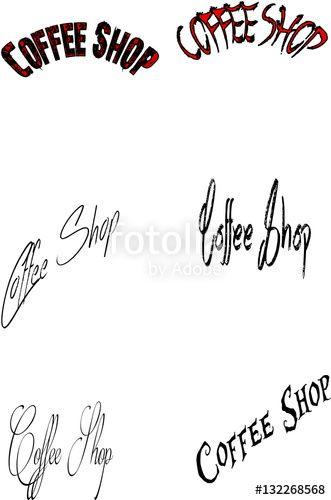 Coffee Shop Sign creato da Morgan