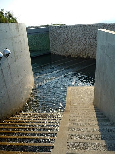 tadao ando architects | the benesse house hotel, naoshima island art complex | japan