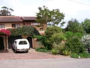 Volunteer house in Knysna, South Africa