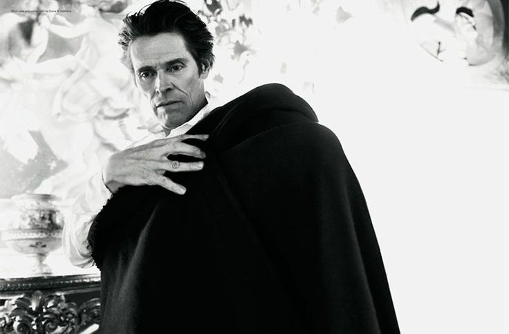 Willem Dafoe Appears Before Willy Vanderperre for AnOther Man