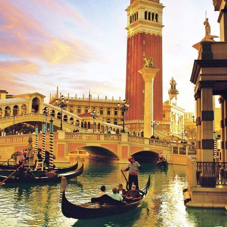 The Venetian—Las Vegas, Nevada. #Jetsetter