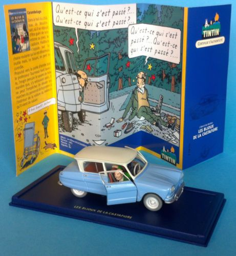 126 Best Images About Tintin On Pinterest Models Cars