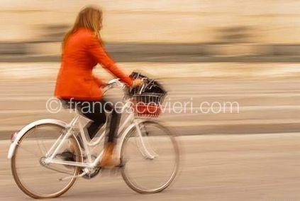 in bicicletta #francescovieriph